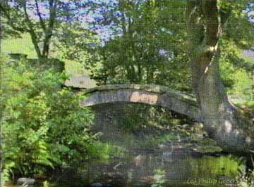 Pack Horse Bridge (c) Phil Gee philgee.com
